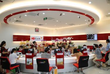 HDBank Cộng Hòa khai trương trụ sở mới